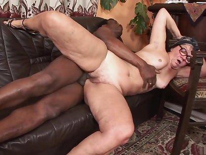 Fabulous pornstar in hottest interracial, facial porn scene