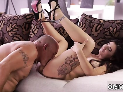 Destructive age-old sluts and girl says daddy Inexact lovemaking for