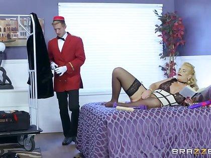 The Cock Lean Slut