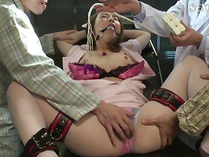 Asian naughty slut crazy gangbang porn strengthen